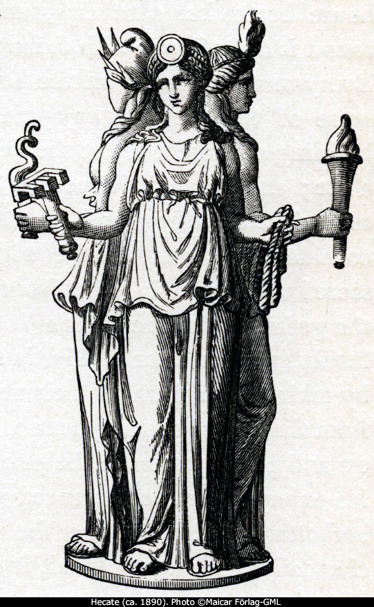 Her Cyclopedia The Goddess Hecate