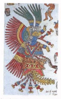 The Goddess Xochiquetzal